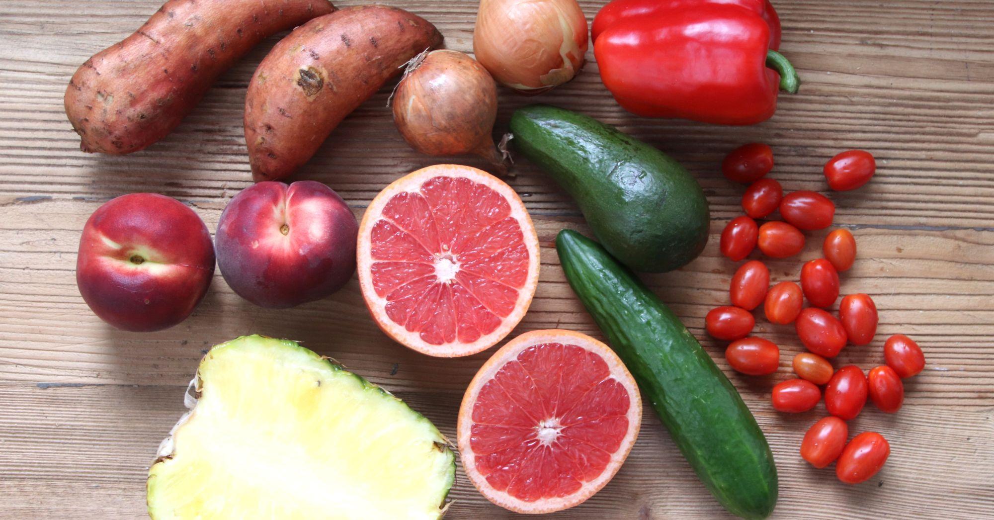Najmniej i najbardziej skażone pestycydami owoce oraz warzywa (złota piętnastka i parszywa dwunastka)