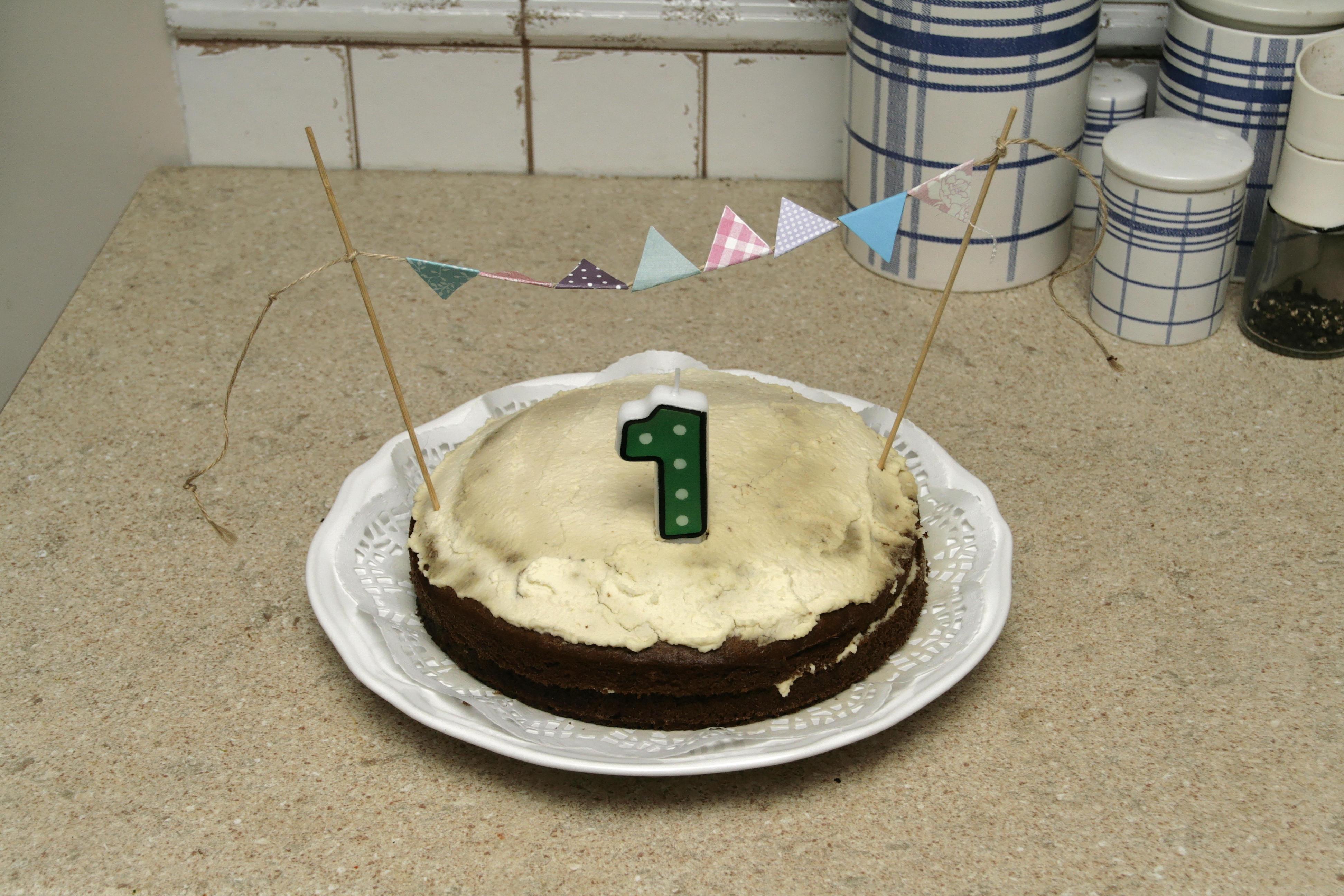 Tort dyniowy na roczek