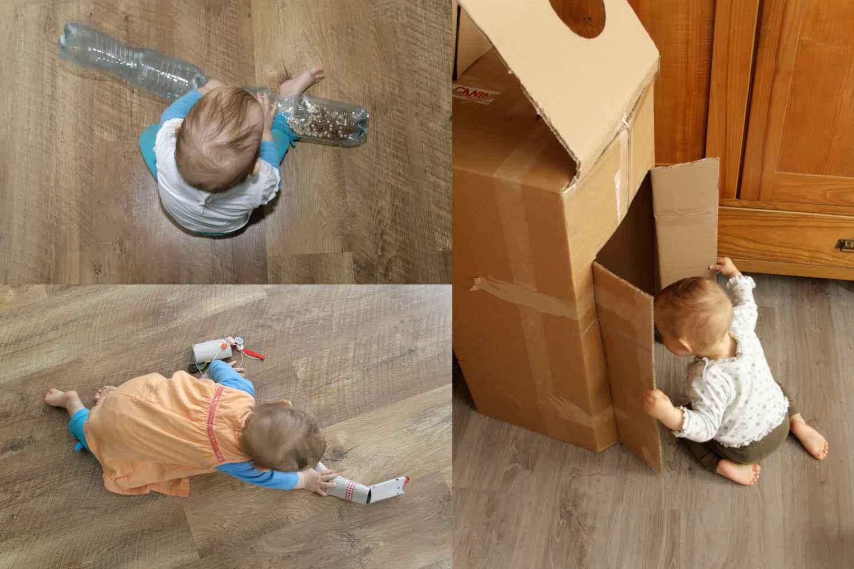 Pomysły na zabawki dla dzieci za 0zł