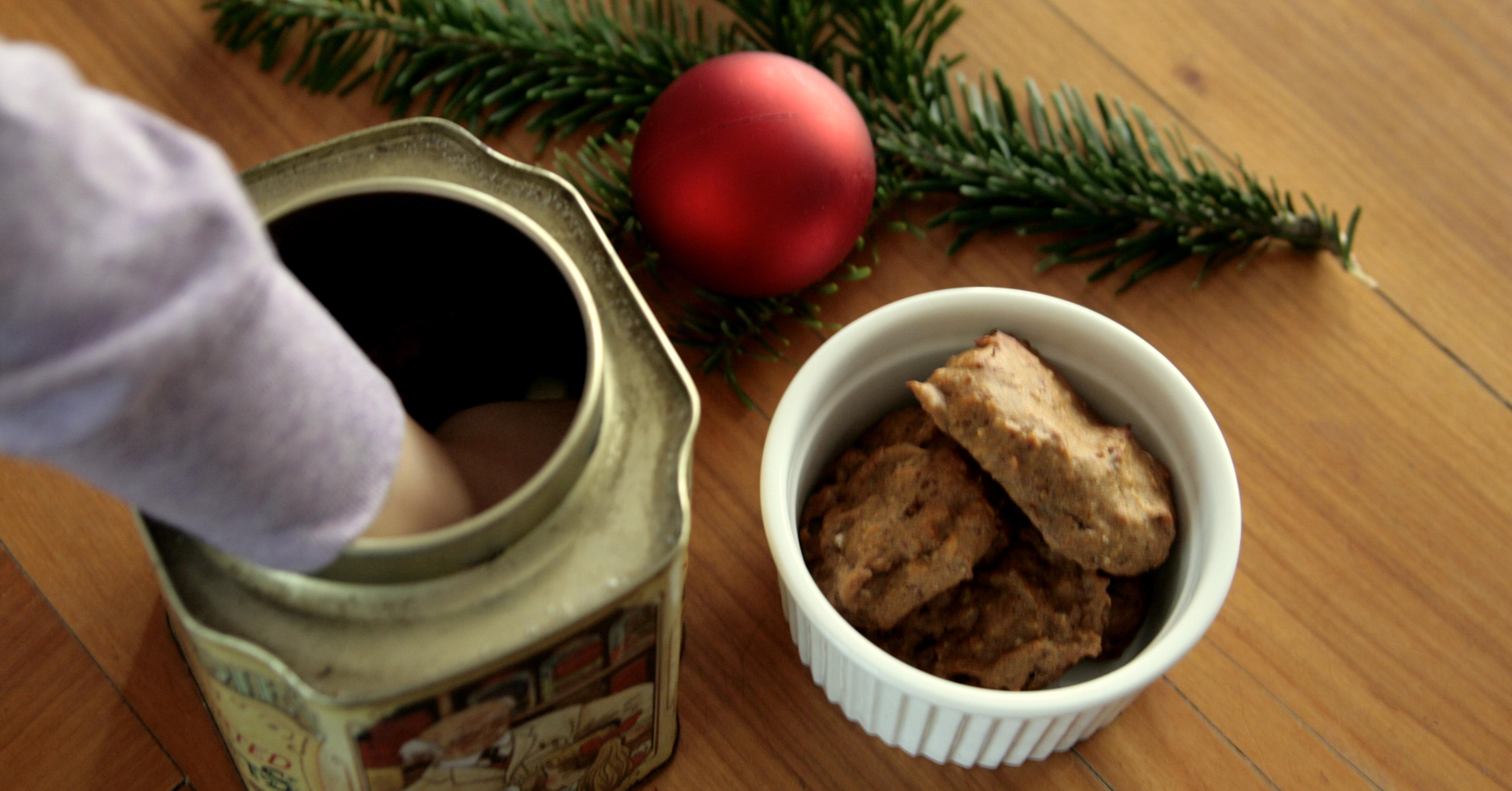 Żytnio-marchewkowe pierniczki dla maluszka (od 11 miesiąca życia)