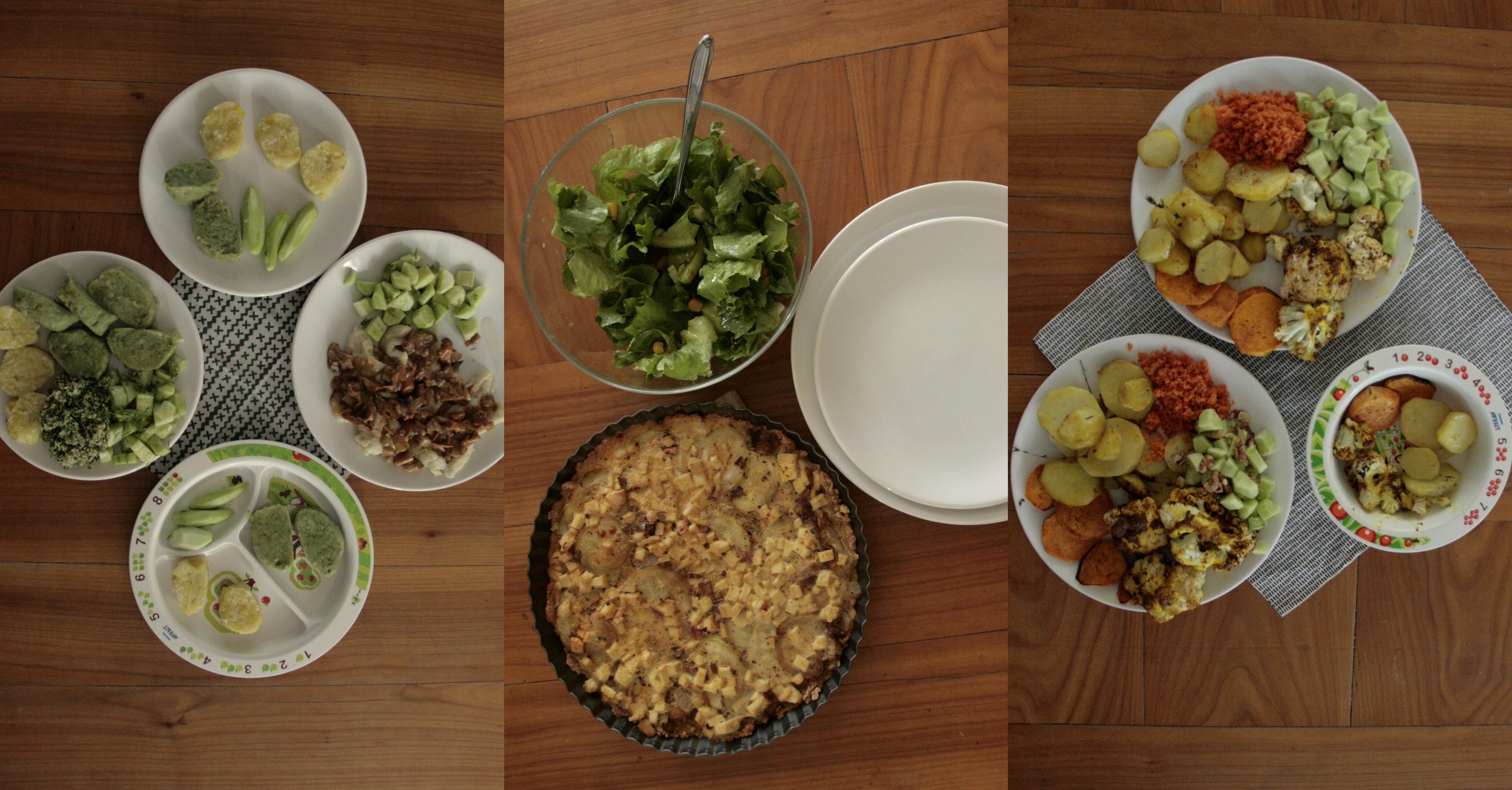 7 pomysłów na letnie, wegetariańskie obiady