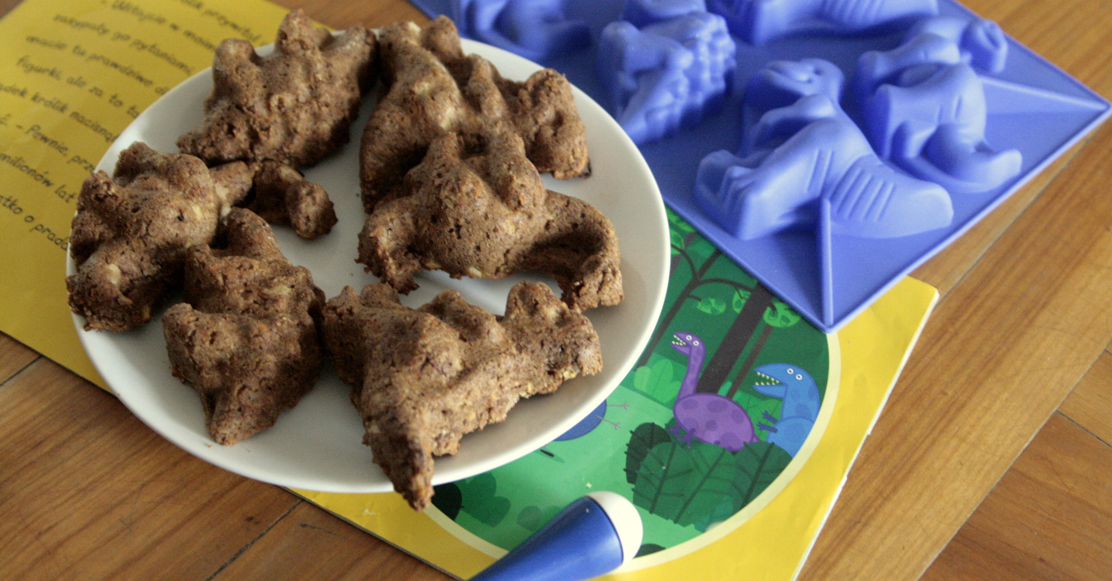 Muffiny z jabłkiem i marchewką (bez cukru, nabiału i glutenu)