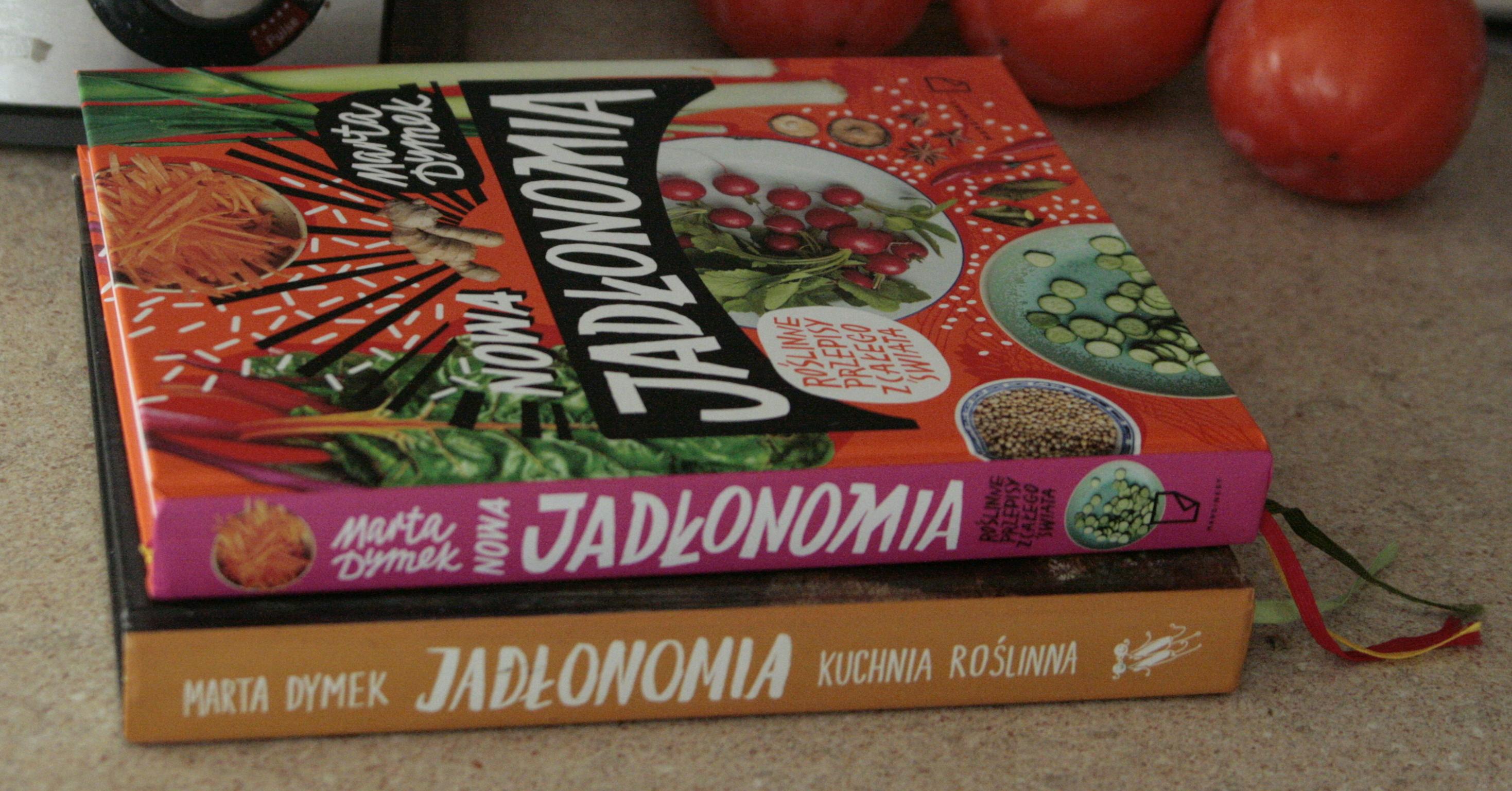 """W poszukiwaniu kulinarnych (i prezentowych) inspiracji – """"Nowa Jadłonomia"""" Marty Dymek"""