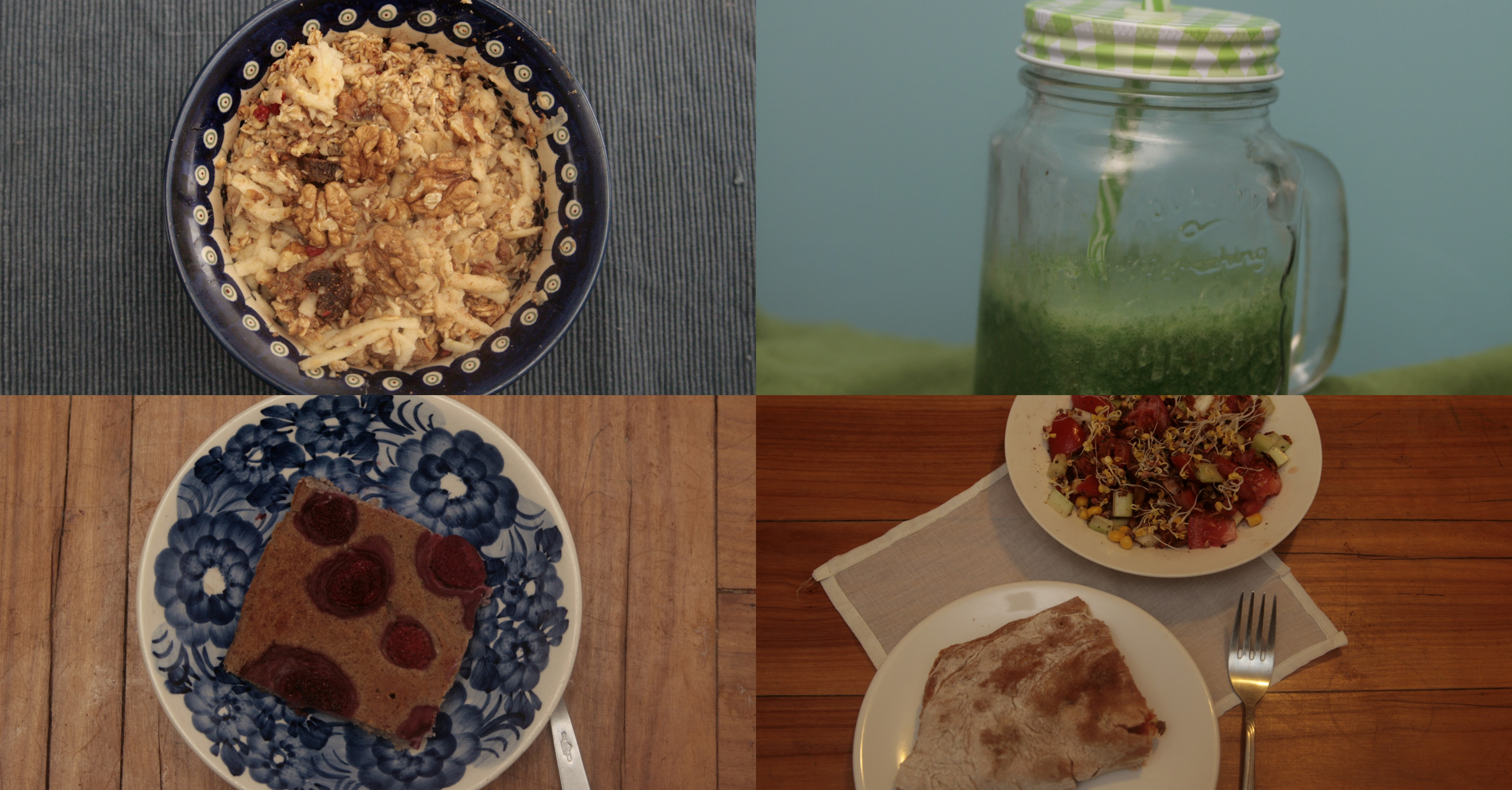 Mój foodbook 2 (wegański, ciążowy)