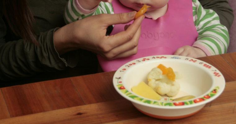 Błędy, które popełniłam podczas rozszerzania diety moich dzieci