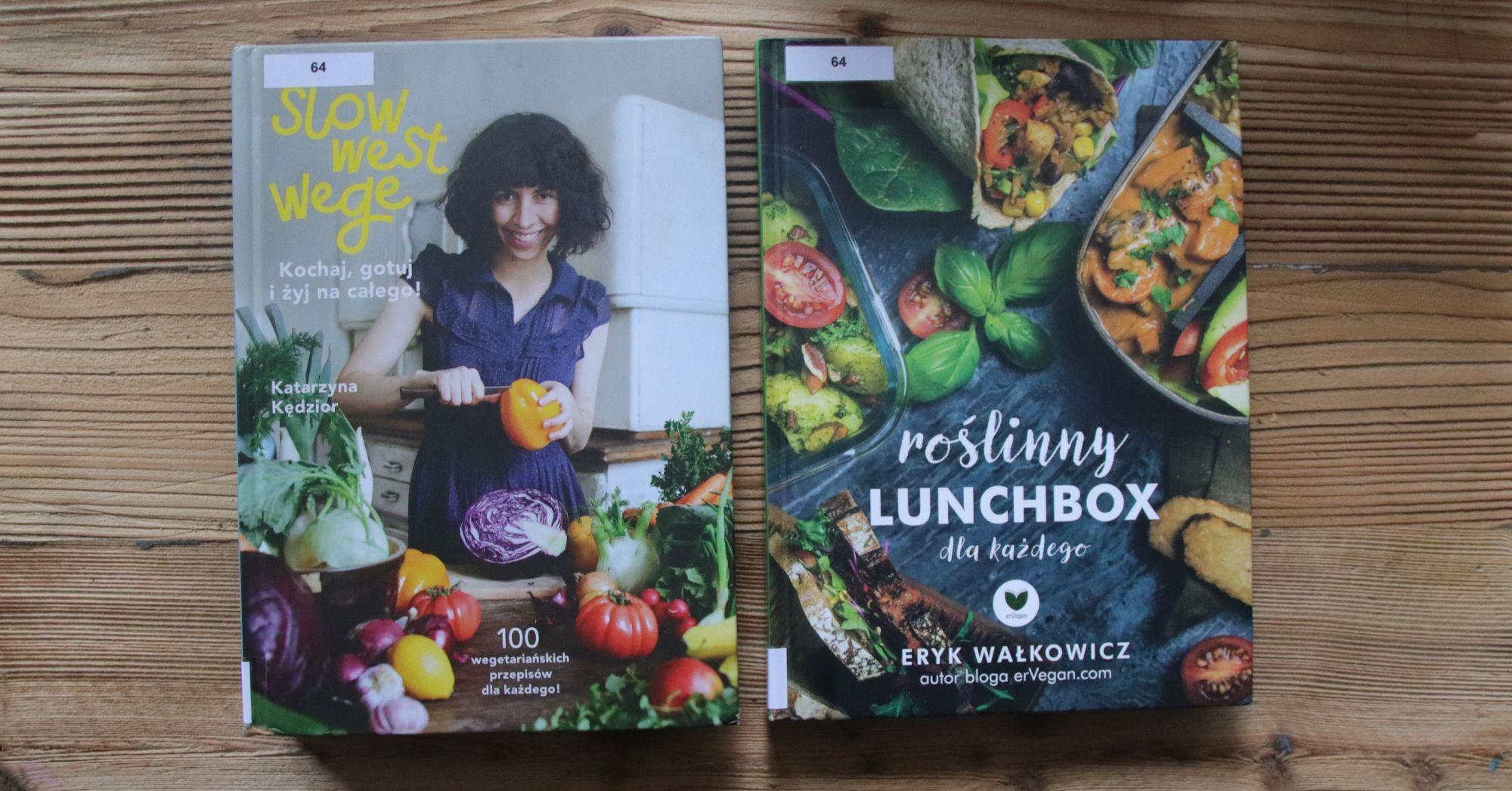 Najbardziej inspirujące mnie ostatnio wegetariańskie książki kucharskie