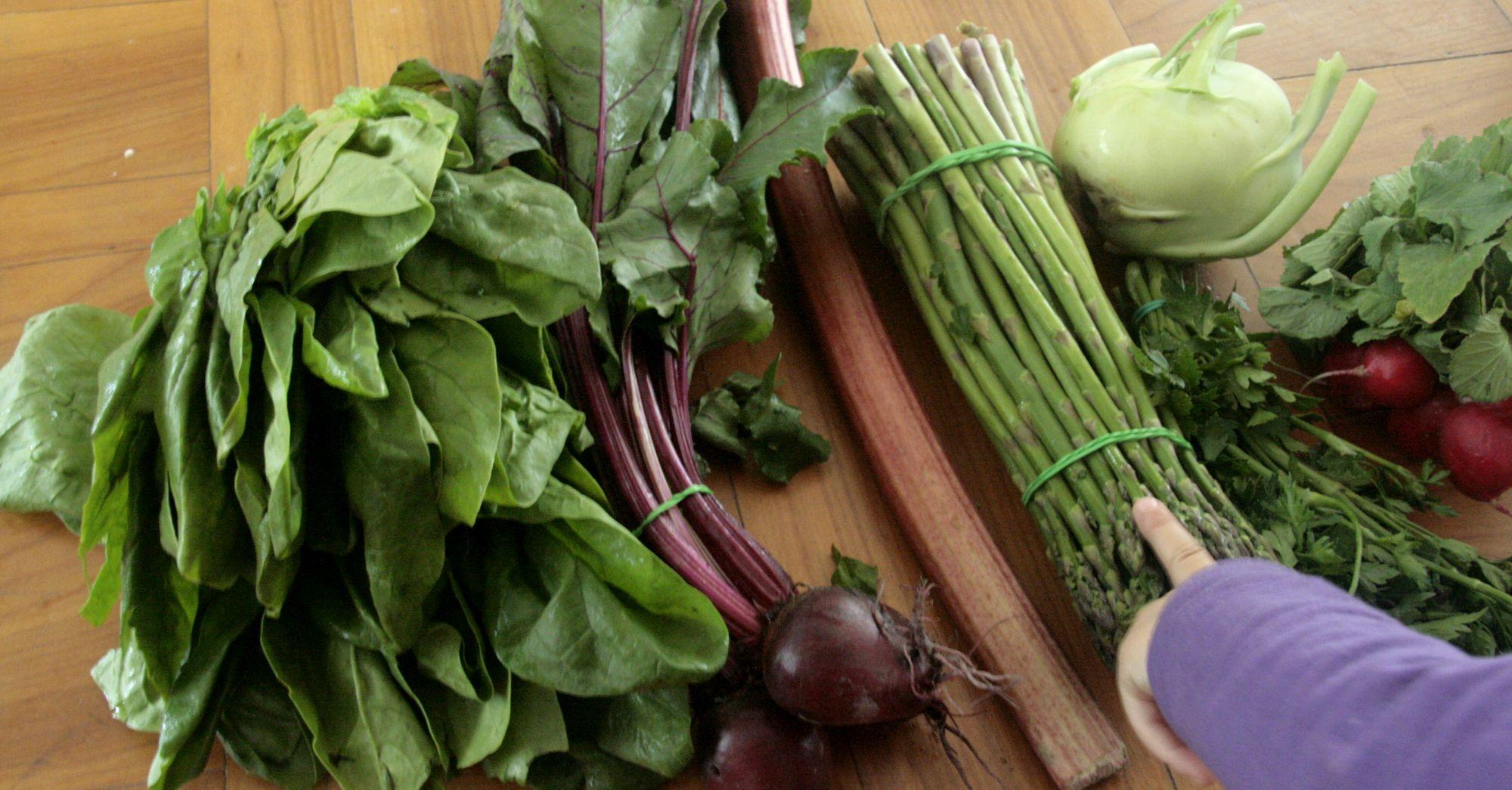Jak przemycić więcej warzyw do diety dziecka