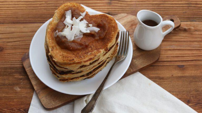 Pancakes z ciecierzycy